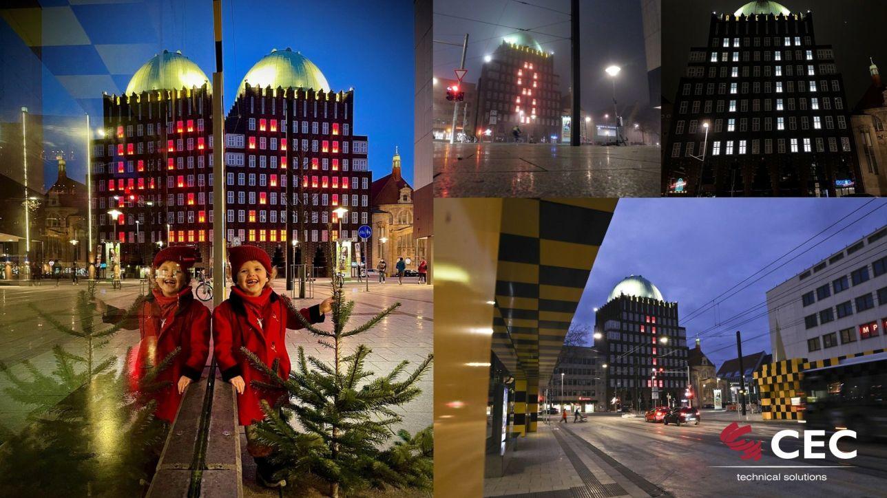 Weihnachten, Adventskalender, HAZ, NP, Madsack, TVN, CEC, Heiligabend