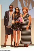 Ms. Jay, Beverly Johnson & Founder of Emerge, Dionne Williams