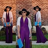 Men's NYFW Outfit Recap: The Statement Jumpsuit