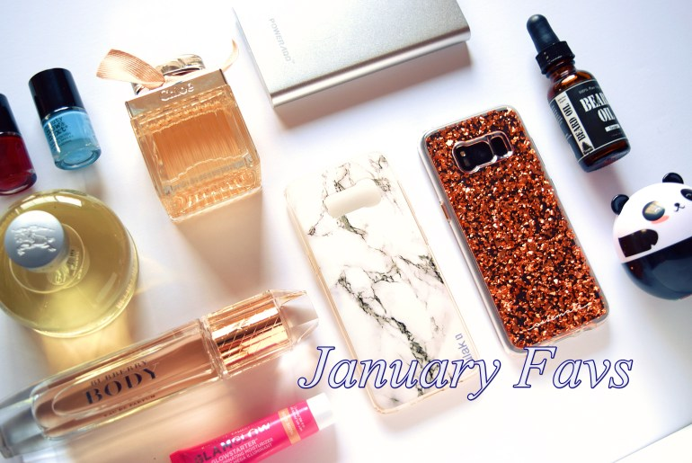C's January Favorites
