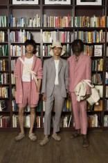 Victor Li Spring Summer 2019 mens collection