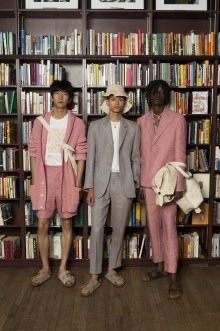 Victor Li Spring Summer 2019 mens collection