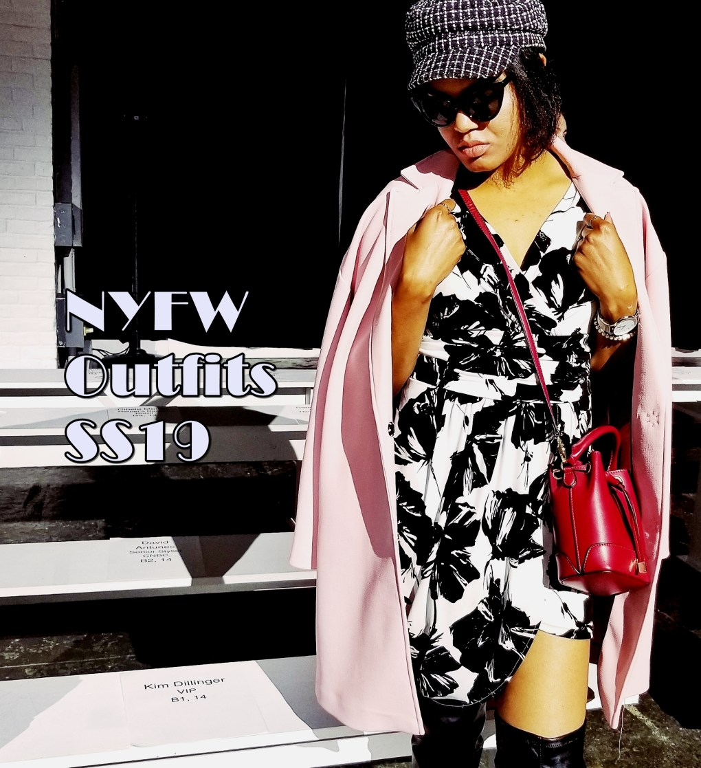 NYFW Wardrobe Series: Fashion Week Outfits SS19 Roundup