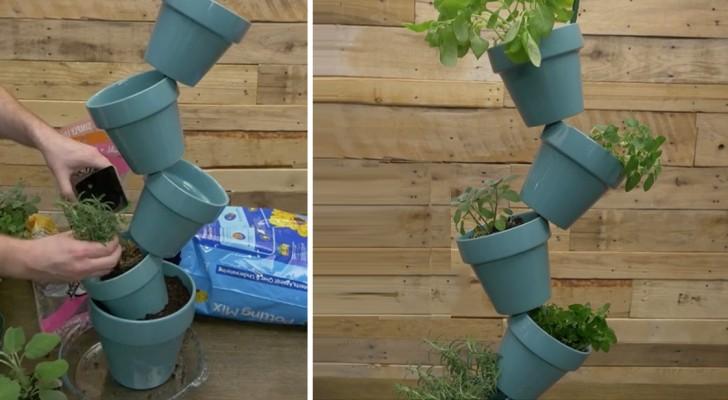 Comment Construire Une Jardinire Originale En 5 Minutes