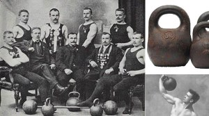 Kettlebell Old Times