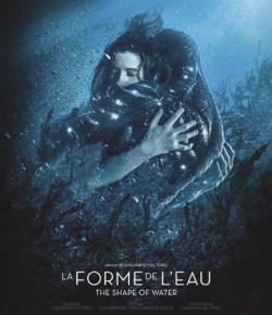 Cinéma : La Forme de l'eau