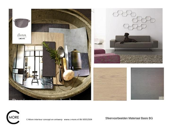 Interieur ontwerp by c more c more interieur advies for Interieur ontwerp