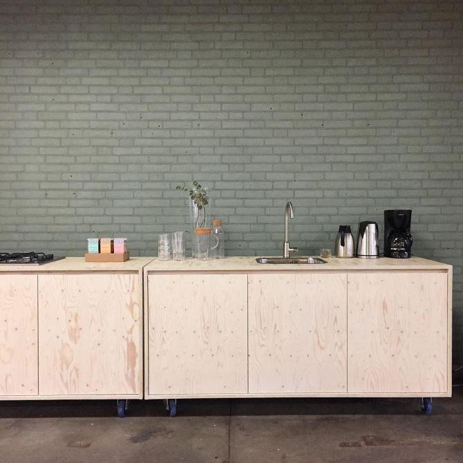 Made in Nijmegen bij C-More Concept Store | Dutch Craftsmen keuken