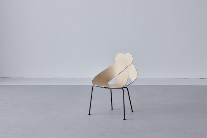 Lucky Love Chair | Maarten Baptist | Room|LOFT#2 | C-More Concept Store
