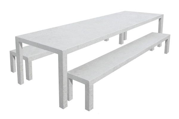 Beton Tafel Buiten : Tafels en meubels van net echt beton c more concept store