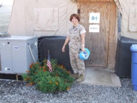 dona_perdue Marine's sergent-major