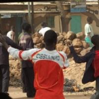 Burkina Faso. Gros bobos à Bobo