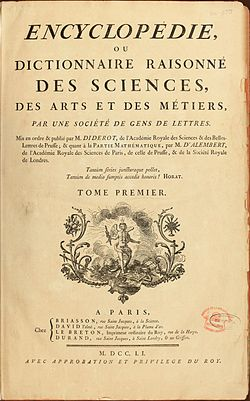 encyclopedie-de-dAlembert-Diderot