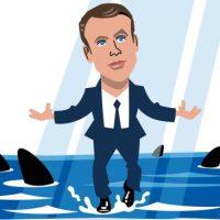 Macron président. Les premiers pas