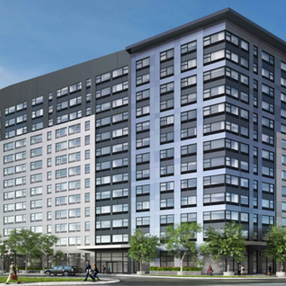 The Residences at Journal Square