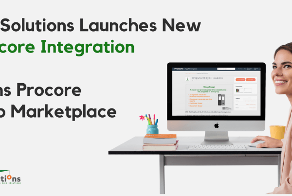 CR Solutions Launches New Procore Integration and Joins Procore App Marketplace