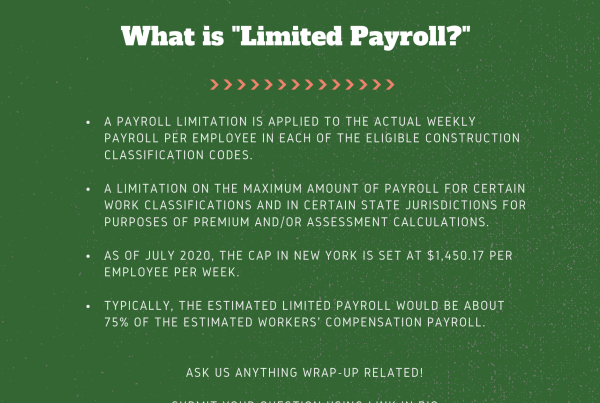 What is Limited Payroll?