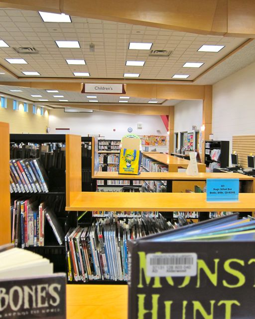 Alderwood Library: Dispatch from the Southwestern TPL Frontier (3/6)