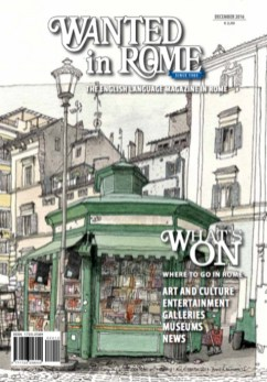 Wanted in Rome - December 2016