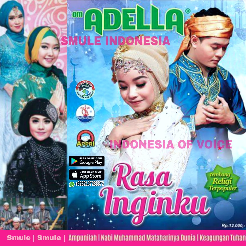 Selamat Lebaran Koplo Inv Lyrics And Music By Adella