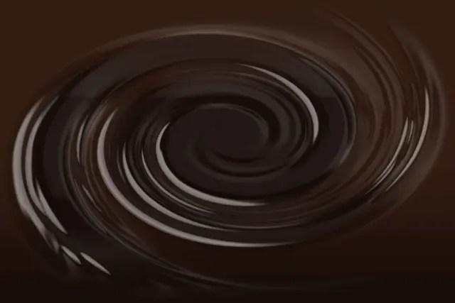 チョコレート液状