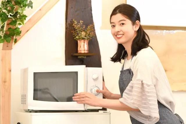 電子レンジ料理