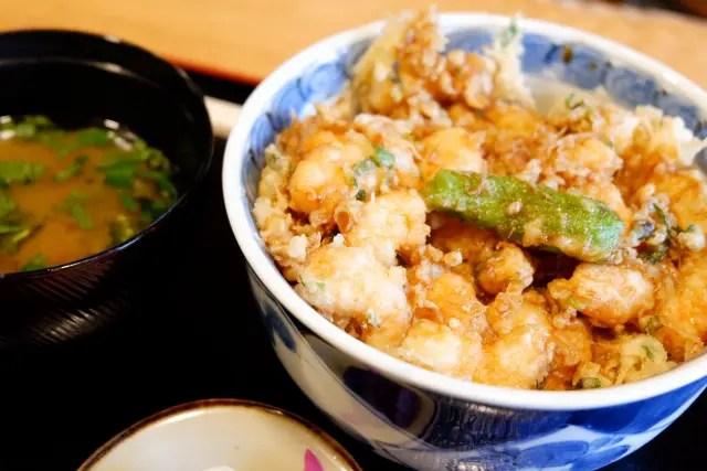 「プロフェッショナル」ホタテ天丼(まかない天丼)のレシピ!天ぷら職人・早乙女哲哉!