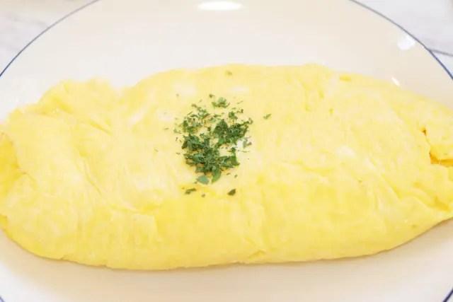 【今日ドキッ!】レンチンオムライスのレシピ!業務田スー子さんがオムライスの素で時短?