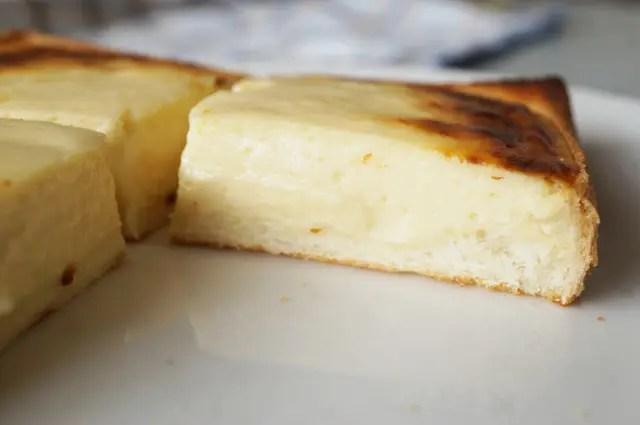 ホットチーズケーキ