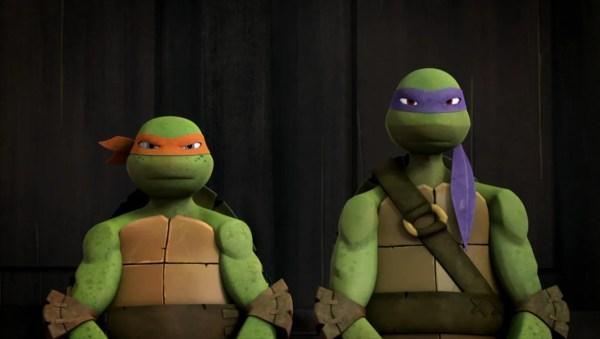 Мультсериал «Черепашки-ниндзя» – детские мультфильмы на ...