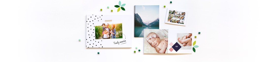 Fotoböcker - Bevara dina minnen på ett snyggt och personligt sätt!