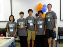 MS Robo Challenge 2nd Place Regional - P5 Alive - Costa Mesa MS