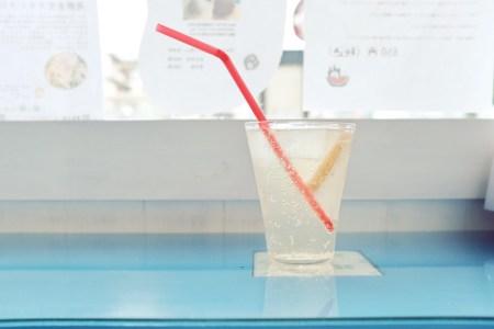 【JR嵯峨嵐山駅エリア】発酵食堂カモシカ 発酵マルシェのドリンクでリフレッシュ!