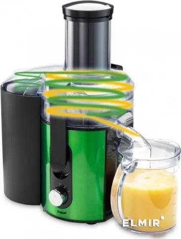 Соковыжималка Trisa Vital Juicer Pro Green (7010.2412 ...