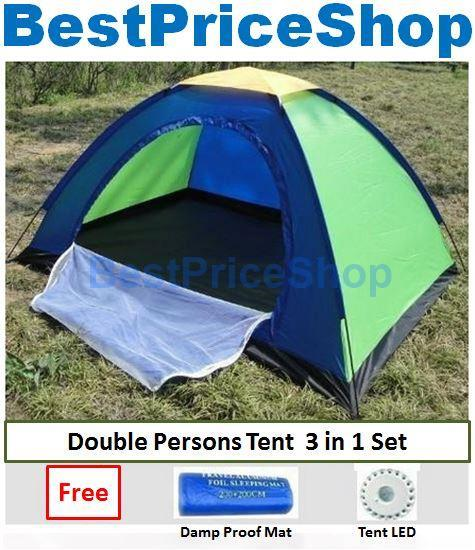 2 Persons Lightweight 3in1 Camping Ou (end 3/8/2019 7:49 PM)