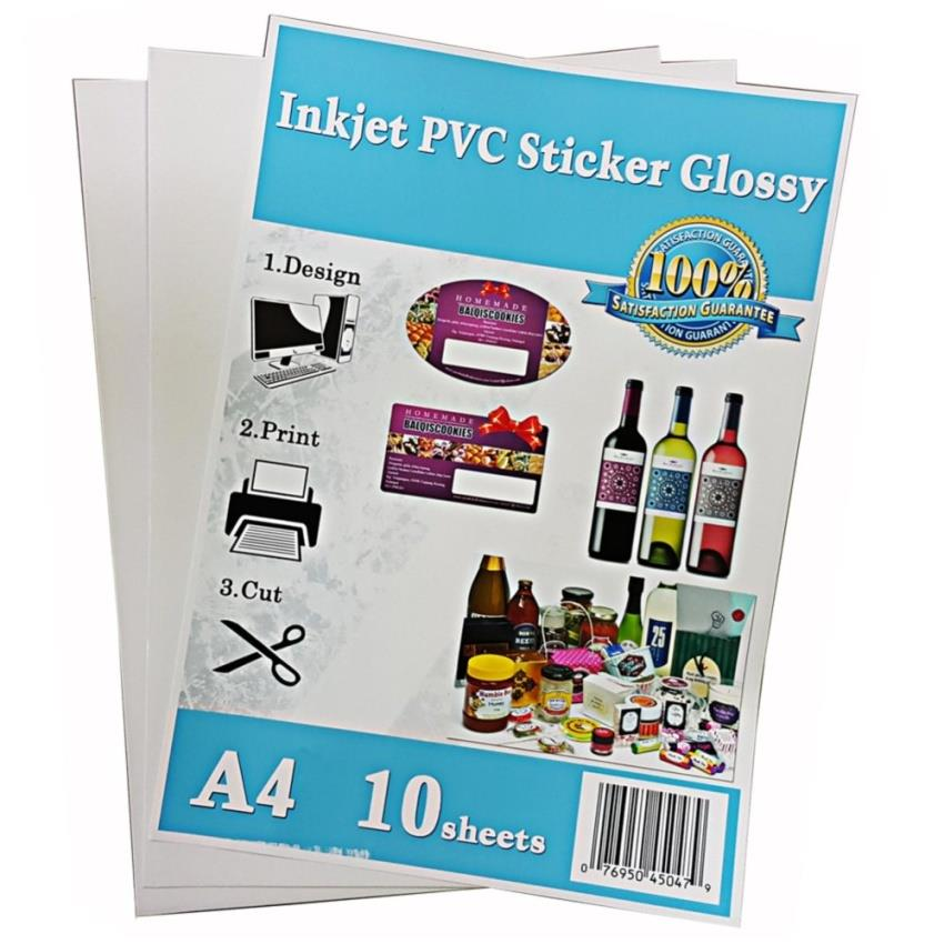 White Decal Paper Printers