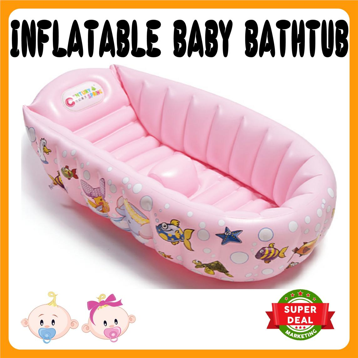 Extra Thick Inflatable Baby Bathtub End 8152020 515 PM