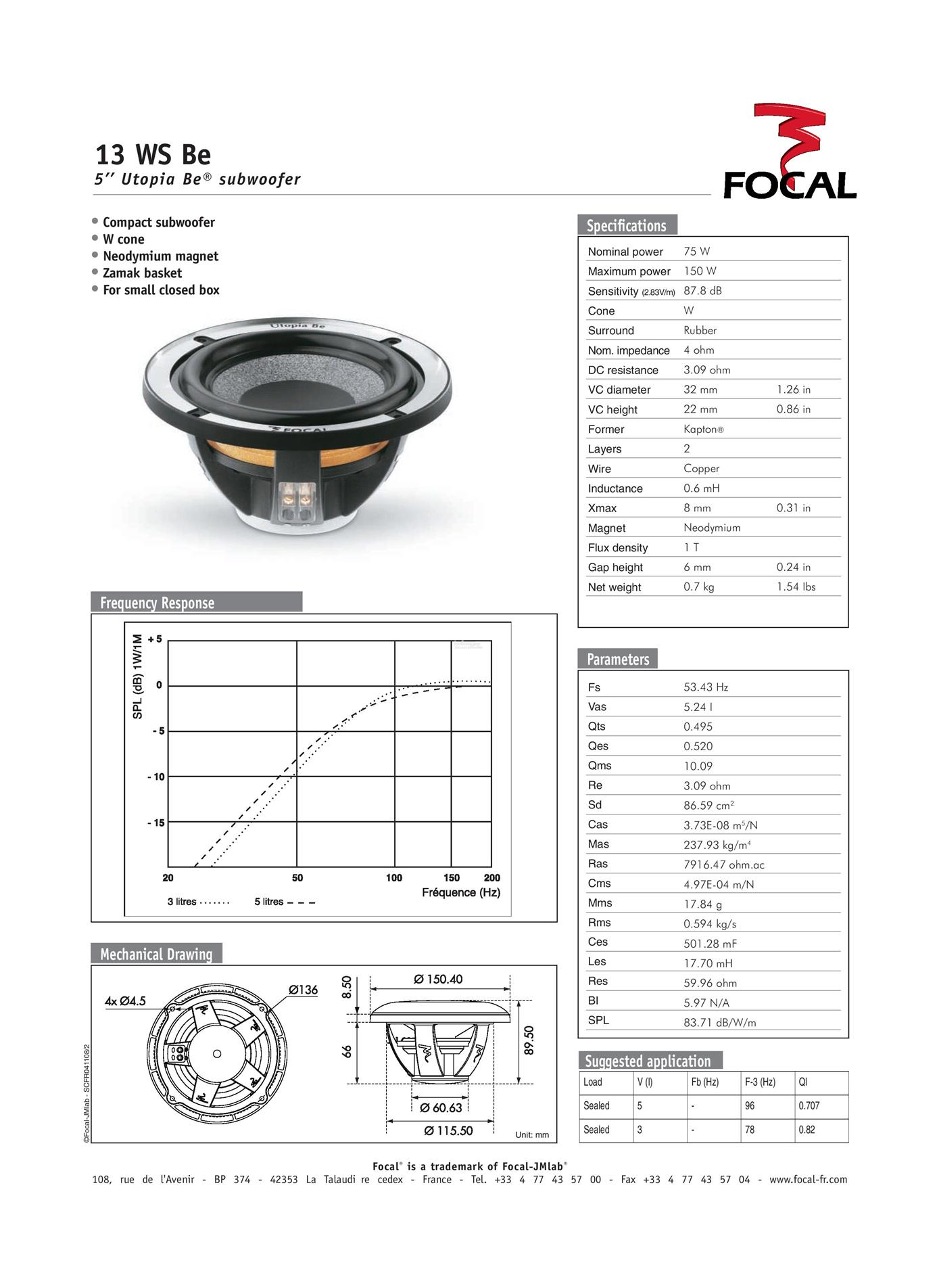 Focal Elite Utopia Be 13 Ws 5 4ohm End 10 6 2 53 Pm