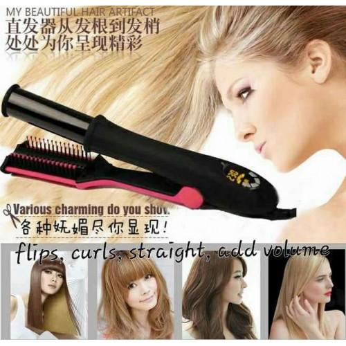 Jacqueline Rotating Hair Styler Image Of Hair Style