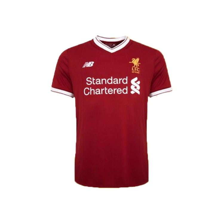 Jersey - Liverpool FC Home Jersey 20 (end 2/4/2021 12:00 AM)