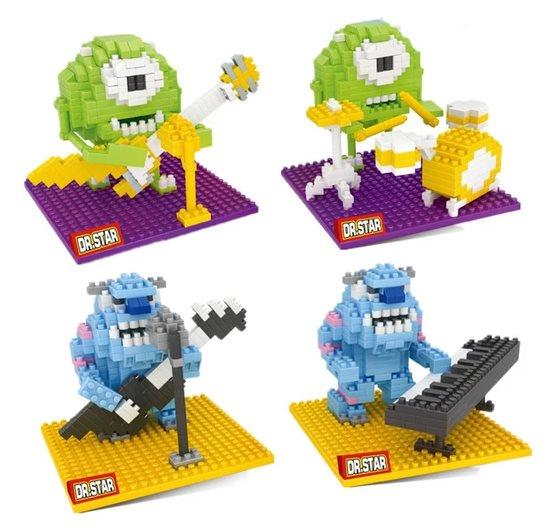 Monsters University   new 3D Lego B  end 3 18 2019 10 15 PM  Monsters University   new 3D Lego Bricks