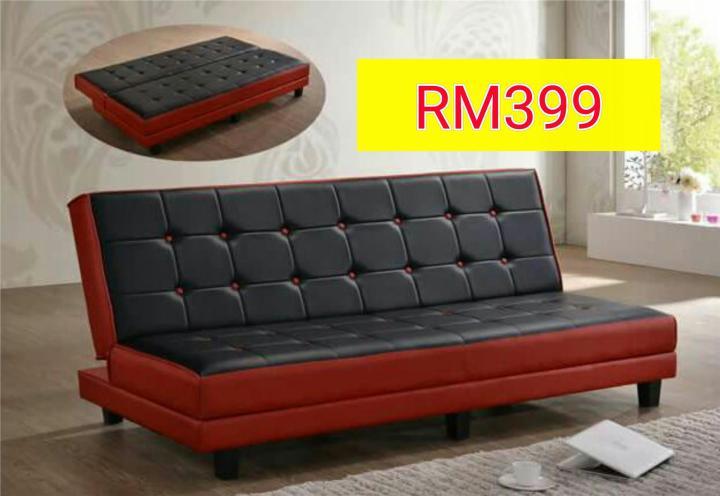 Sofa L Shape Murah Kuantan Baci Living Room