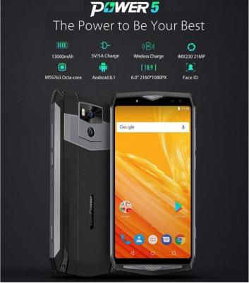 Ulefone Power 5 Complete Specs, Features and Price