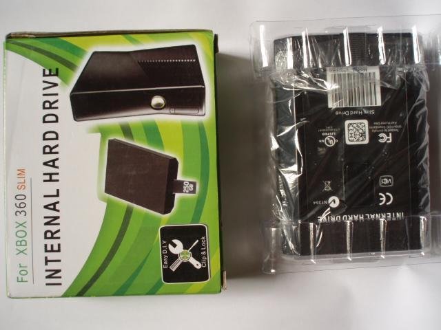 Xbox 500GB HDD Case For Xbox 360 Sl (end 12/15/2023 7:15 PM