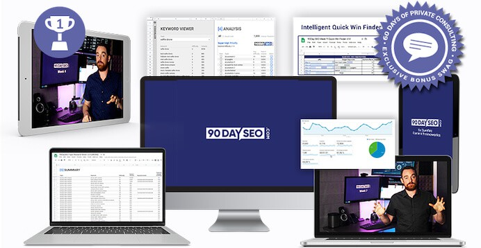 (instant GB) 90 Day SEO: The Step by Step SEO Strategy 46