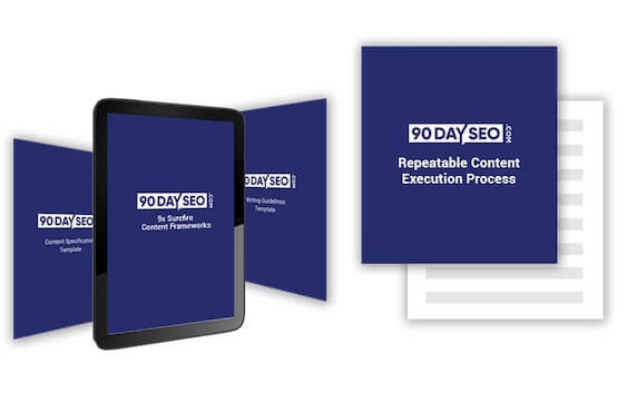 (instant GB) 90 Day SEO: The Step by Step SEO Strategy 38