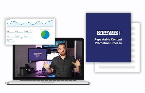 (instant GB) 90 Day SEO: The Step by Step SEO Strategy 31