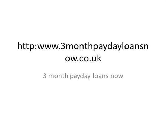 3 month cash advance funds zero credit check needed