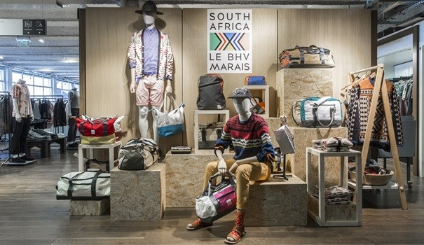South African designers showcase their wares in Paris