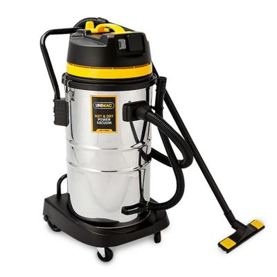 Unimac 60L 2000W Stainless Steel Wet and Dry Vacuum